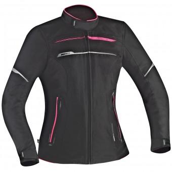 Giacche moto Ixon Zetec Lady HP Black Pink