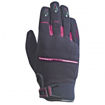 Guanti moto Ixon RS Dry Lady HP Black Fuschia
