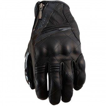 Guanti moto Five Sport City Woman Black