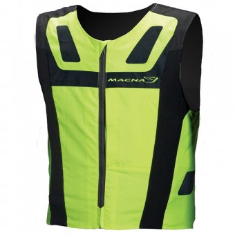 Gilet Macna Vision 4 All Plus Neon Yellow