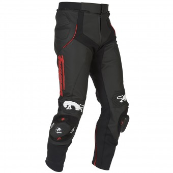Pantalone moto Furygan Raptor Black Red Pant