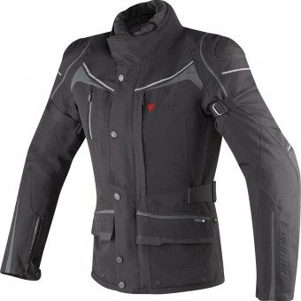 Giacche Moto Lunghe Dainese D-Blizzard D-Dry Black Ebony