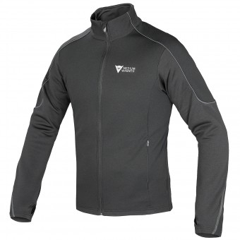 Giacche moto Dainese D-Mantle Fleece Black Anthracite