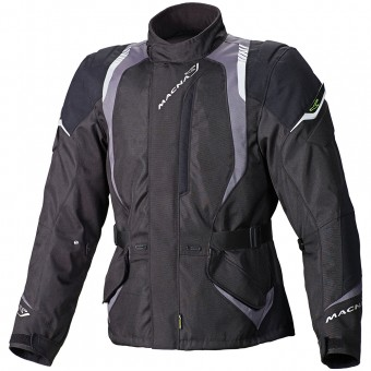 Giacche Moto Lunghe Macna Escape Jacket Black