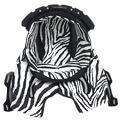 Interni per casco Scorpion Interno completo Exo 400 Zebre