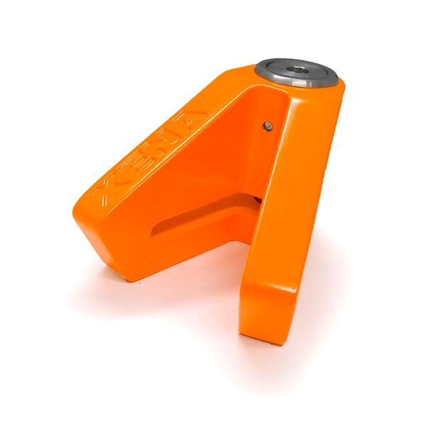 Bloccadischi Xena Blocca Disco X2 Arancione SRA