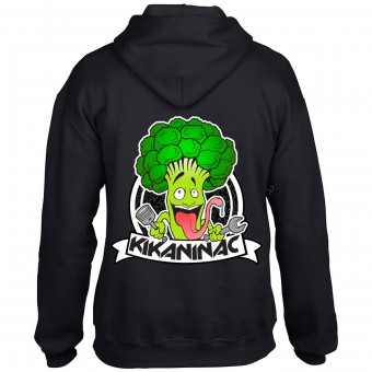 Pullover Moto Kikaninac Sweat Broco Black