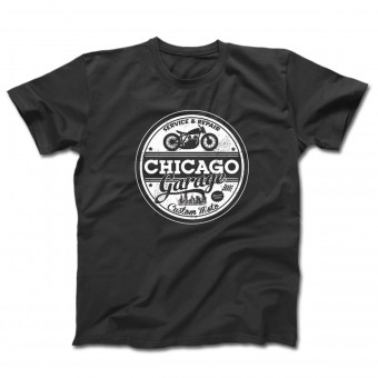 T-Shirt Moto HARISSON Chicago