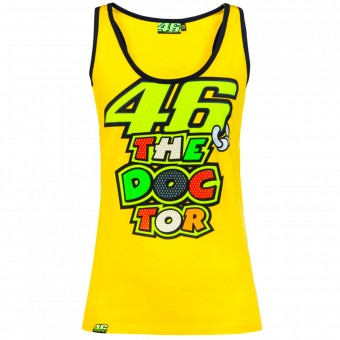 T-Shirt Moto VR 46 Tank Top Woman VR46