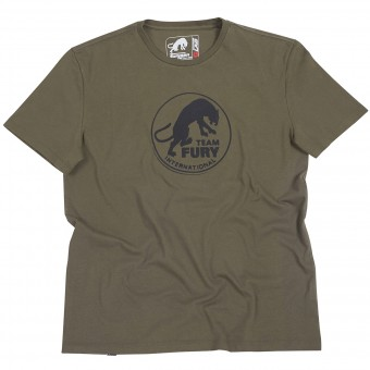 T-Shirt Moto Furygan Team Fury MC Khaki